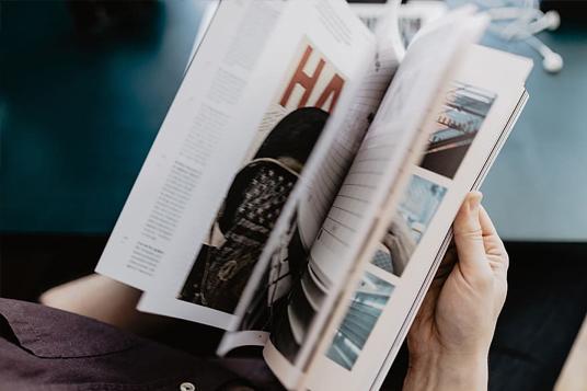 imprimer magazines