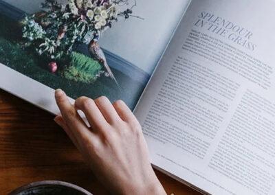 imprimer des magazines