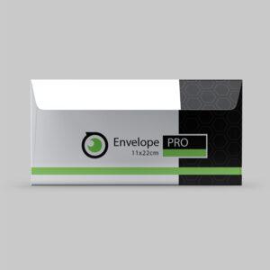 enveloppes américaines personnalisées PRO